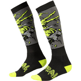 O'Neal Pro MX Socken zombie-black/green
